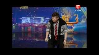 Украина мае талант 4, 31 03 12 Евгений Литвинкович   Sweet People(, 2012-05-04T18:37:08.000Z)