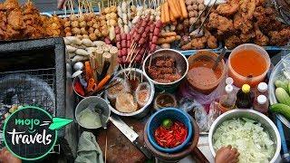 Top 10 Best Street Food Cities Around the World