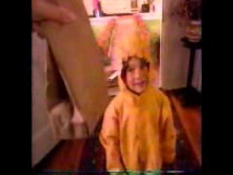 1995 Oscar Mayer Lunchables Pizza Commercial Alex D. Linz