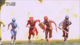 Super Sentai Hero Getter (40th Anniversary)