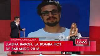 Jimena Barón habló de Daniel Osvaldo sin tapujos: