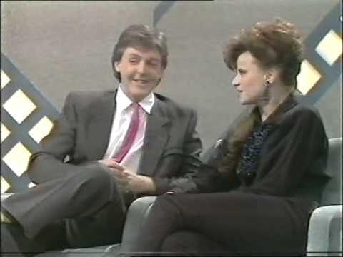Paul McCartney on Aspel & Company 1984