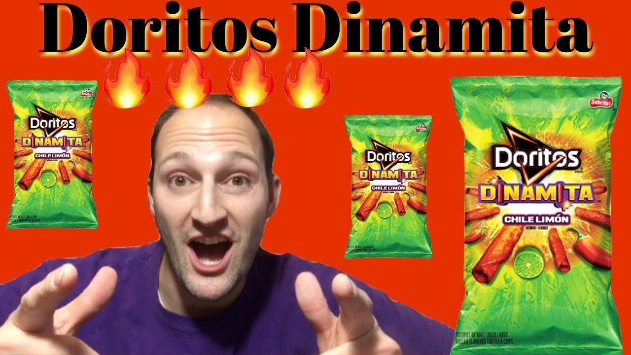 Doritos Dinamita Chip Review