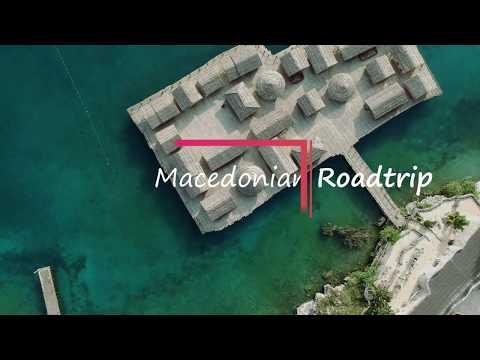Exploring Macedonia - Epic Summer Road Trip with DJI Spark and @2balticnavigators