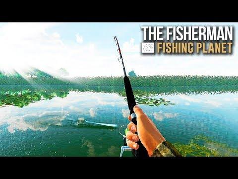 O  SIMULADOR DE PESCARIA mais REALISTA!!! - Fishing Planet