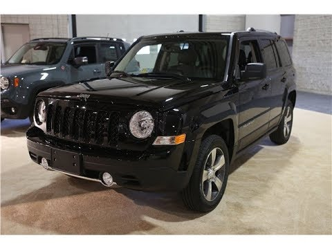 Jeep Patriot 2017 Car Review