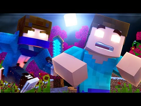 Minecraft Songs: Best Hacker vs Herobrine Song (TOP Minecraft Songs)