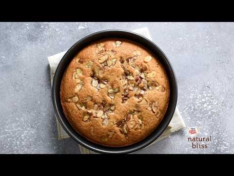 Maple Almond Coffeecake by Coffee-mate natural bliss®
