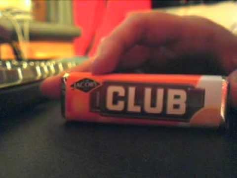 Jacobs 8 Orange Club Chocolate Bar Pack Of 5 Youtube