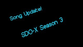 SDO-X Season 3 Song Update (Project.D) & Most Popular Anime Song