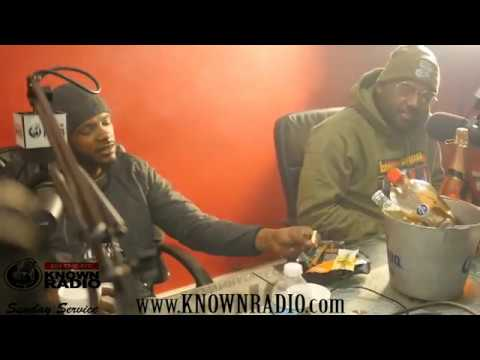 Capone talks CNN and Queensbridge history, and tells untold jail stories :Known Radio