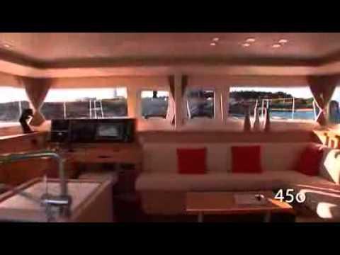 Yacht Charter Greece/Kavas Yachting - Lagoon 450