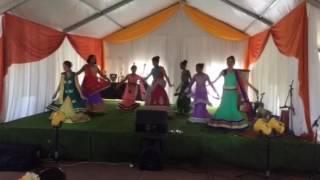 O re piya and Manawa lage medley dance.