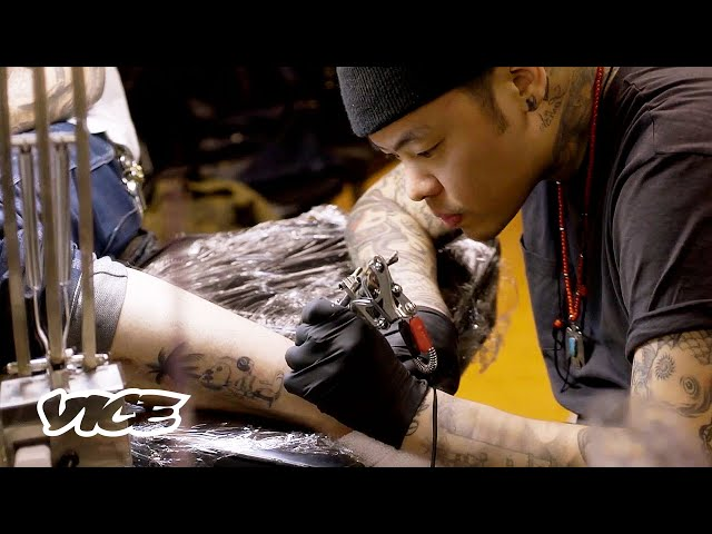 The Most Sought After Tattooer, Dr. Woo | Tattoo Age Episode 5