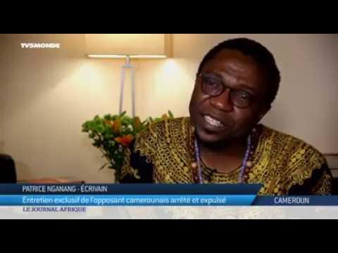 Cameroun: Patrice Nganang s'exprime après son expulsion
