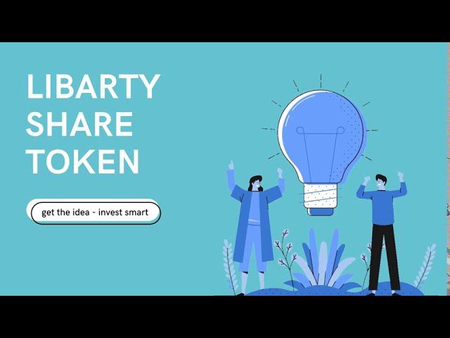 libartysharetoken - smart investor? Watch this :)