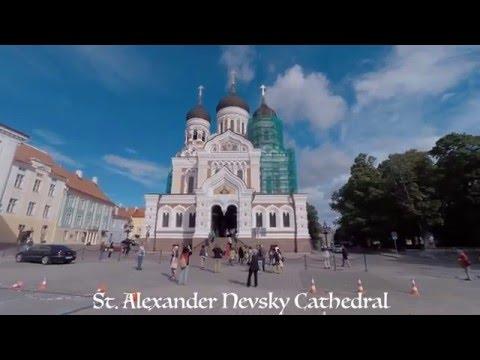 Exploring Tallinn