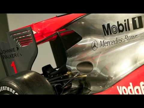 AutonewsTV: McLaren-Mercedes MP4-25