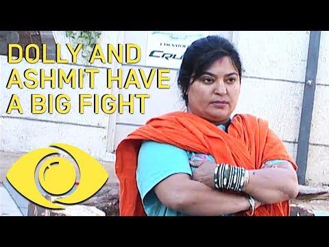 Dolly Bindra Vs Ashmit Patel FIGHT - Bigg Boss India | Big Brother Universe