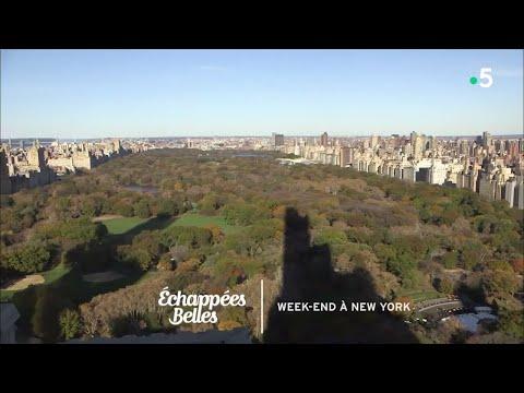 Week-end à New York - Échappées belles