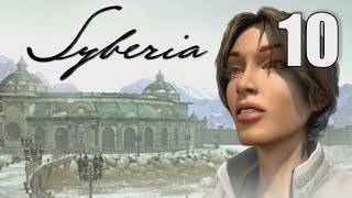 EVERYONE LIES DURING SAUVIGNON CONVERSATIONS - Syberia Walkthrough [10] w/YourGibs - Part 10