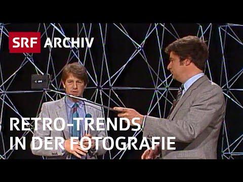 Kamera-Neuheiten (1983) | Trends in der Fotografie | SRF Archiv