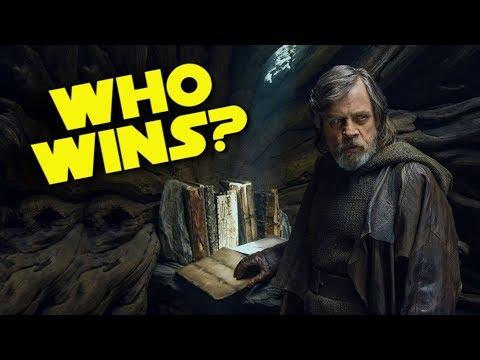 The Last Jedi's Ending | Star Wars Explained Through Art