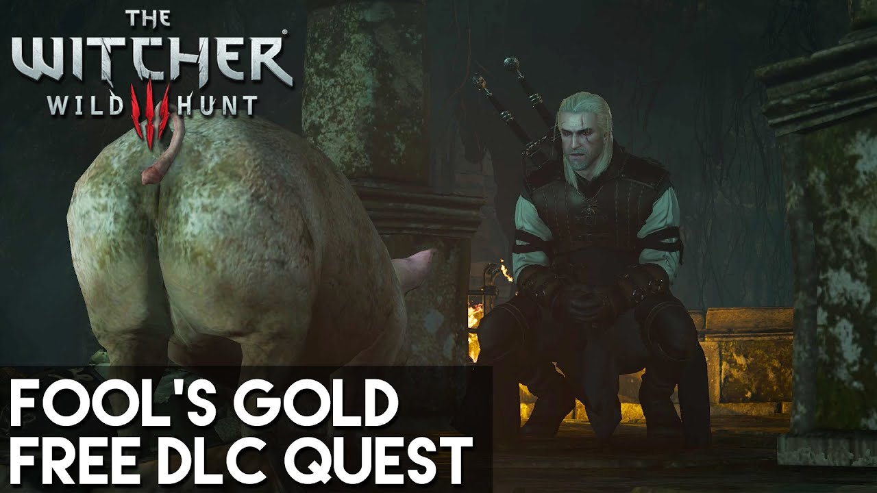 Witcher 3 - Fool's Gold Free DLC Quest!