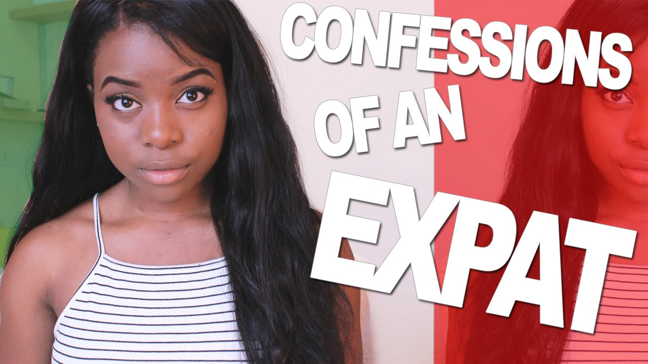 CONFESSIONS OF AN EXPAT