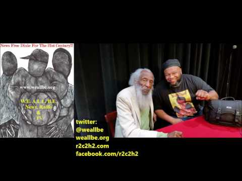 Dick GREgory On Why THE Patriots Won THE Super Bowl, Travel Ban, 7 Tornadoes IN N.O., Mardi Gras