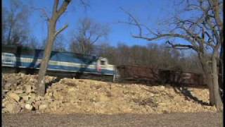 Trains Along the Upper Mississippi Volume II (DVD)
