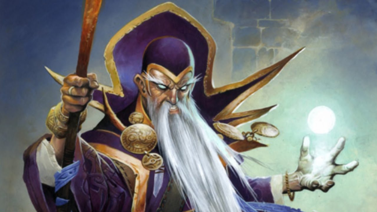The Story Of Archmage Antonidas Hearthstone Lore Youtube