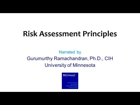Module 2: Risk Assessment Principles