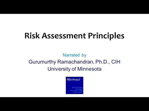 Module 2: Risk Assessment Principles