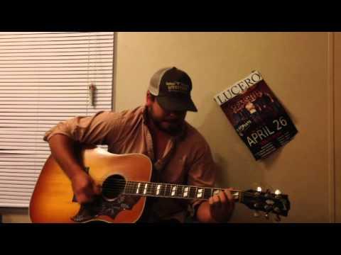 Chris Stapleton- Parachute cover by Bradley Williams