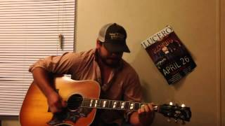 Chris Stapleton- Parachute cover by Bradley Williams