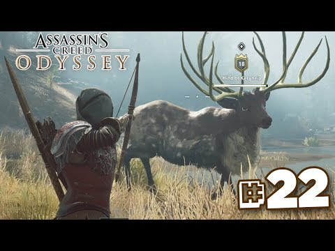 What The BUCK?!  Assassins Creed Odyssey  Part 22  FULL PLAYTHROUGH PS4 HD