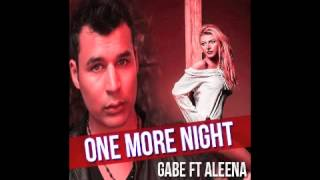 Watch Gabe One More Night video