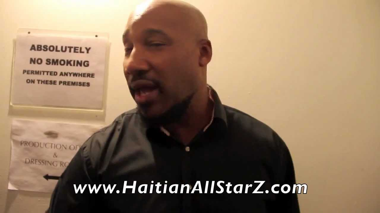 Dahved Levy {WBLS} Exclusive Video Drop For Haitian All-StarZ