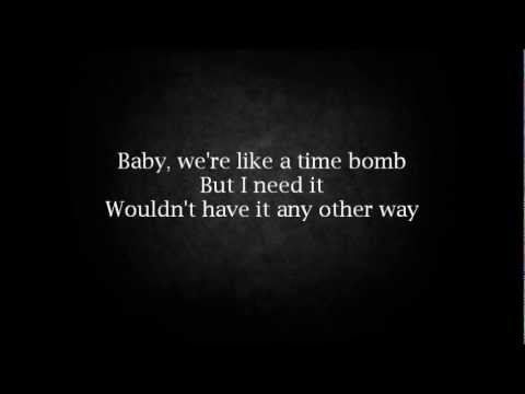 All Time Low - Time Bomb with Lyrics