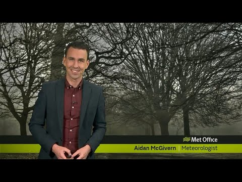 Friday evening forecast 15/11/19