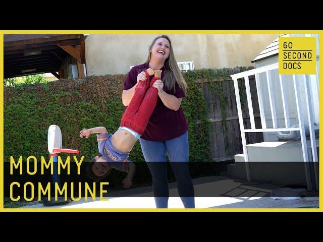 Mommunes: Communes for Single Moms