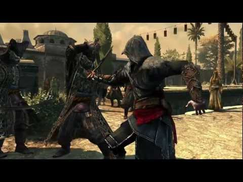 Assassin's Creed Revelations - Official Story Trailer [North America-All Ages]