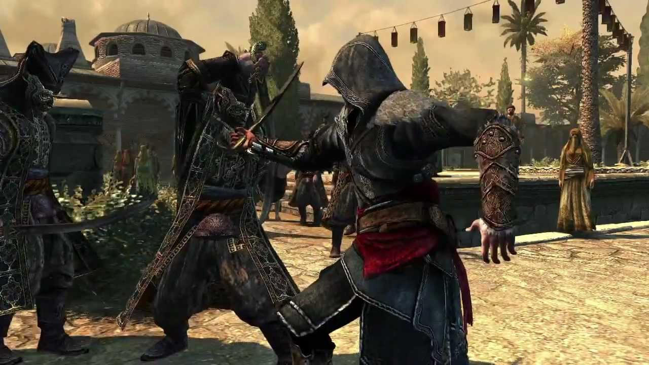 Assassin S Creed Revelations Official Story Trailer Ubisoft Na