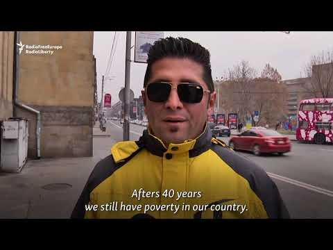 Iranians In Armenia Discuss Iran's Unrest