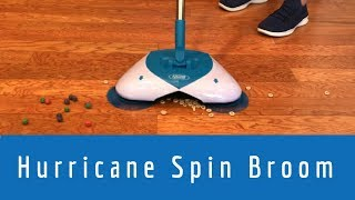 Hurricane Spin Broom Review