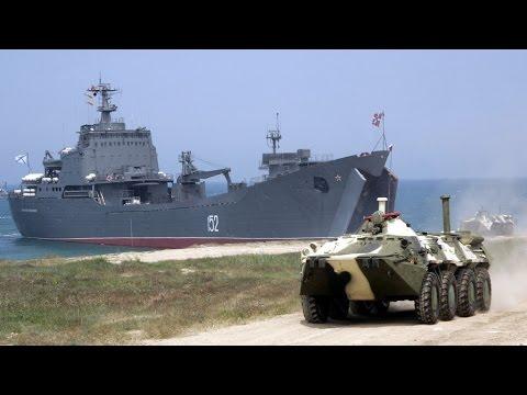 Самые большие десантные корабли России - Фильм