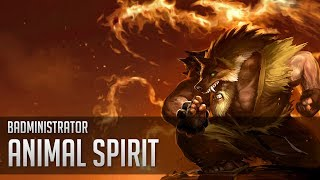Repeat youtube video Badministrator - Animal Spirit (Udyr Tribute)