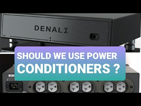 Should We Plug Into Power Conditioners? Find Out!