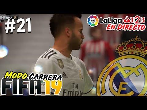 SE CIERRA EL MERCADO DE FICHAJES | Real Madrid #21 | FIFA 19 Modo Carrera Manager REAL thumbnail